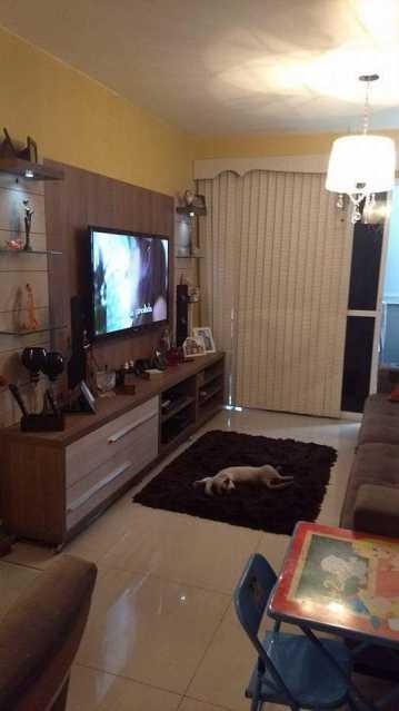 2 - Apartamento 3 quartos à venda Cachambi, Rio de Janeiro - R$ 580.000 - PPAP30075 - 3