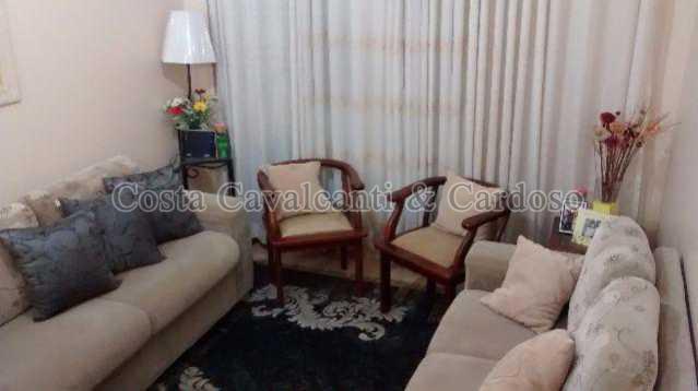 04 - Cobertura 3 quartos à venda Tijuca, Rio de Janeiro - R$ 800.000 - TJCO30007 - 5