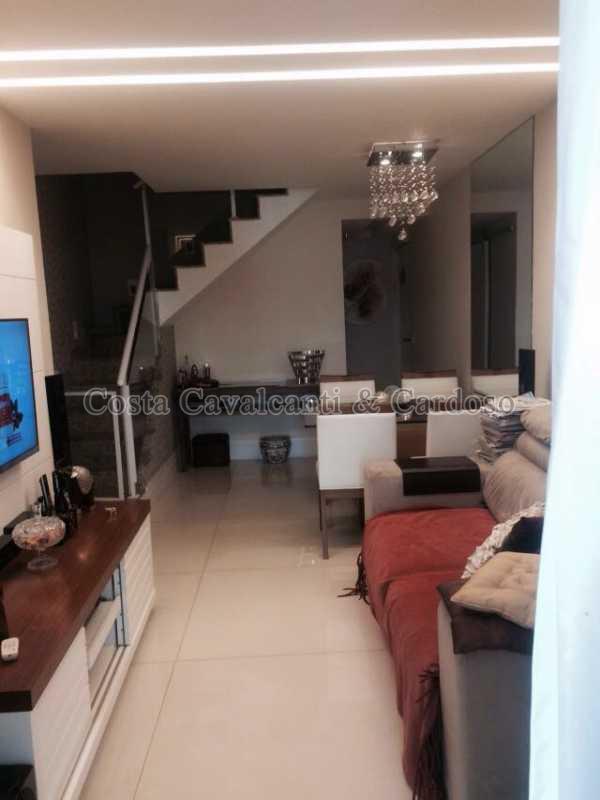 03 - Cobertura 2 quartos para alugar Tijuca, Rio de Janeiro - R$ 4.600 - TJCO20005 - 4