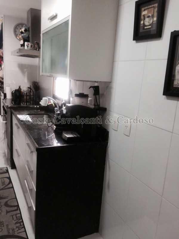 13 - Cobertura 2 quartos para alugar Tijuca, Rio de Janeiro - R$ 4.600 - TJCO20005 - 14