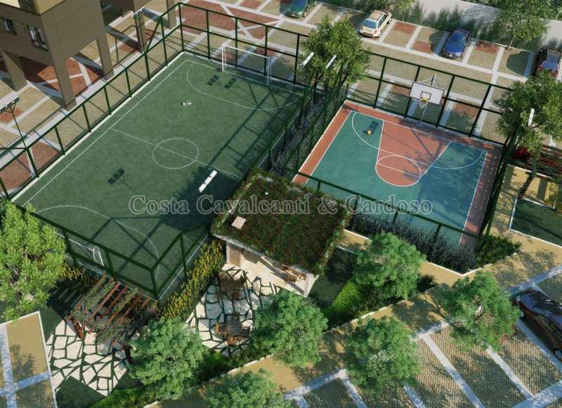 Imagem 2 - Apartamento Cachambi,Rio de Janeiro,RJ À Venda,2 Quartos,69m² - TJAP20059 - 1