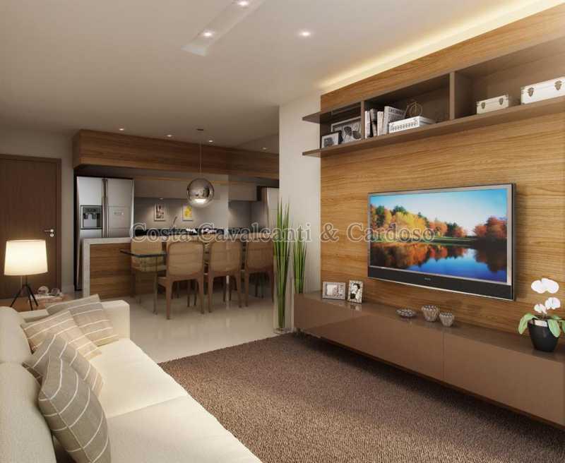 Imagem - Apartamento Cachambi,Rio de Janeiro,RJ À Venda,2 Quartos,69m² - TJAP20059 - 20