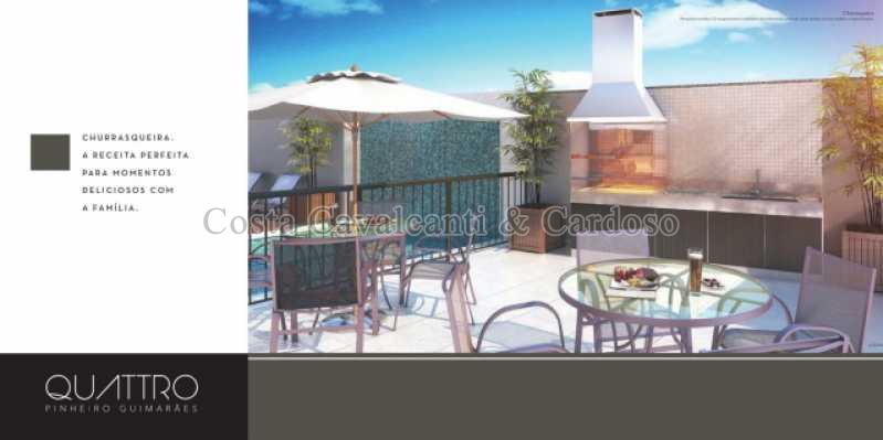 quattro-botafogo-apartamentos- - Apartamento 3 quartos à venda Botafogo, Rio de Janeiro - R$ 1.690.000 - TJAP30046 - 10