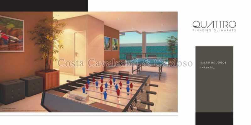 quattro-botafogo-apartamentos- - Apartamento 3 quartos à venda Botafogo, Rio de Janeiro - R$ 1.690.000 - TJAP30046 - 13