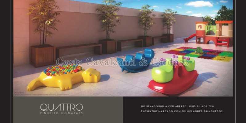 quattro-botafogo-apartamentos- - Apartamento 3 quartos à venda Botafogo, Rio de Janeiro - R$ 1.690.000 - TJAP30046 - 14