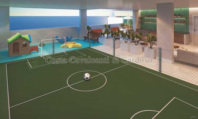 playground - Apartamento 2 quartos à venda Andaraí, Rio de Janeiro - R$ 575.000 - TJAP20062 - 8