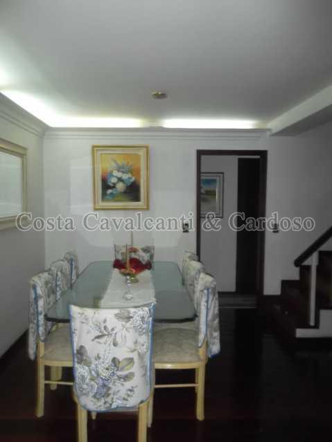 Diversas 073 - Cobertura 4 quartos à venda Tijuca, Rio de Janeiro - R$ 1.800.000 - TJCO40005 - 12