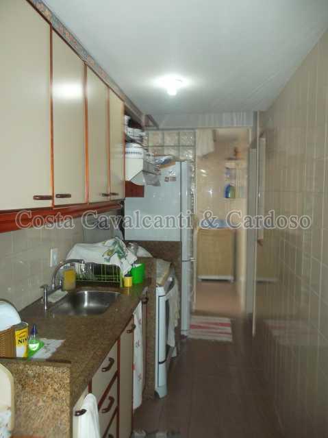Diversas 075 - Cobertura 4 quartos à venda Tijuca, Rio de Janeiro - R$ 1.800.000 - TJCO40005 - 14