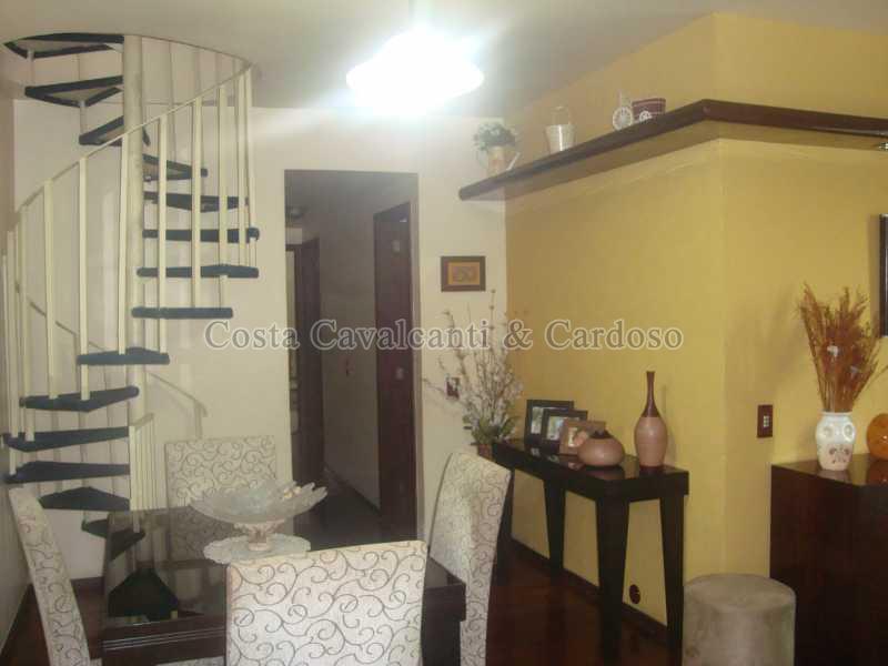 02 - Cobertura 4 quartos à venda Maracanã, Rio de Janeiro - R$ 1.000.000 - TJCO40007 - 3