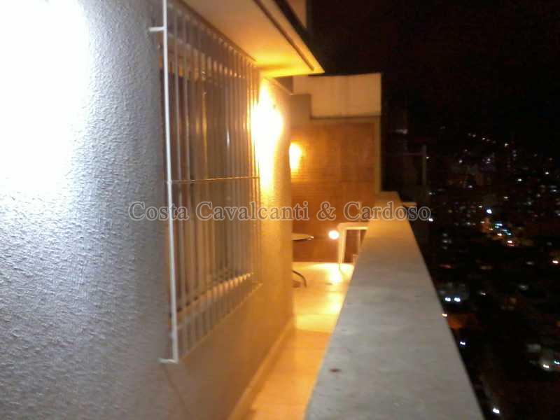 24 - Cobertura 4 quartos à venda Maracanã, Rio de Janeiro - R$ 1.000.000 - TJCO40007 - 26