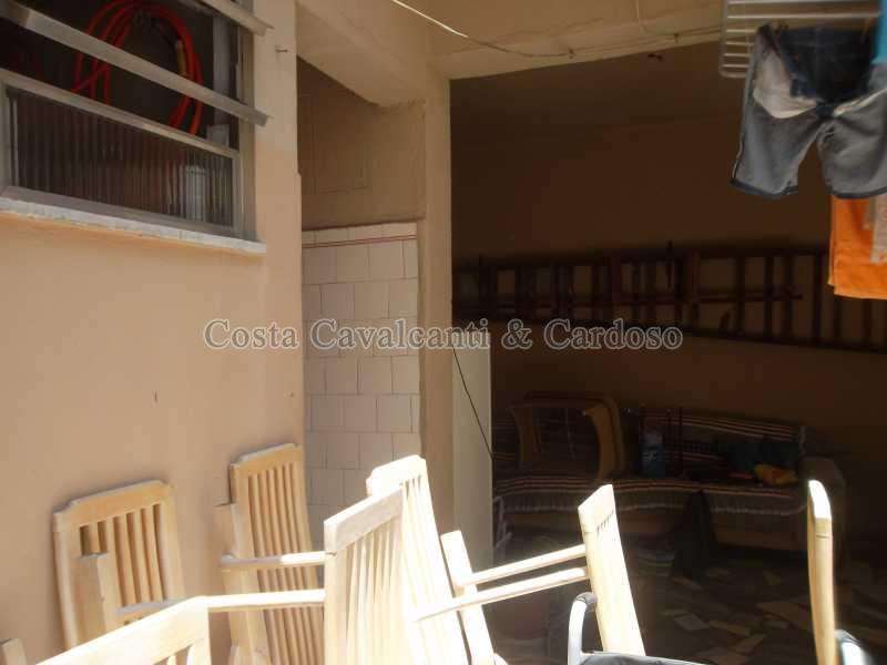 SAM_5845 - Casa 2 quartos à venda Tijuca, Rio de Janeiro - R$ 1.050.000 - TJCA20004 - 14