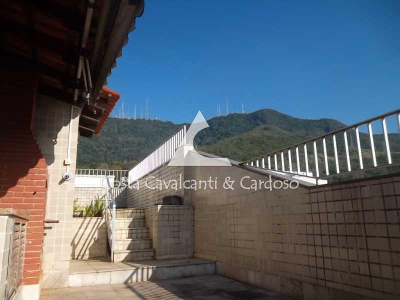 1. terraço - Cobertura 3 quartos à venda Tijuca, Rio de Janeiro - R$ 1.200.000 - TJCO30019 - 1