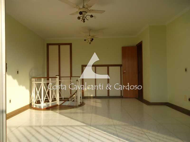 sala 2º piso - Cobertura 3 quartos à venda Tijuca, Rio de Janeiro - R$ 1.200.000 - TJCO30019 - 12