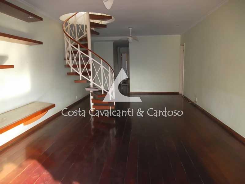 Salão - Cobertura 3 quartos à venda Tijuca, Rio de Janeiro - R$ 1.200.000 - TJCO30019 - 8