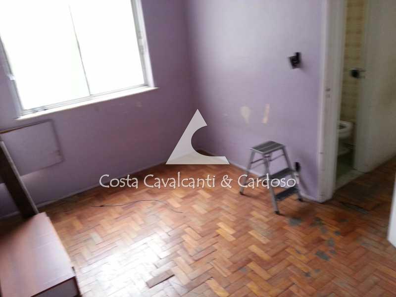 8 - Apartamento Tijuca, Rio de Janeiro, RJ À Venda, 1 Quarto, 45m² - TJAP10012 - 9