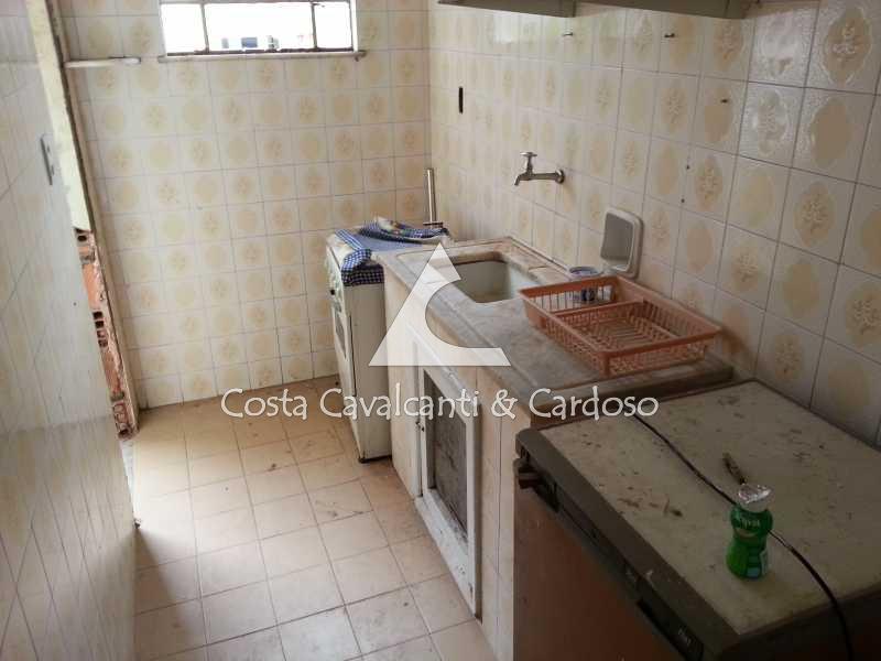 17 - Apartamento Tijuca, Rio de Janeiro, RJ À Venda, 1 Quarto, 45m² - TJAP10012 - 18