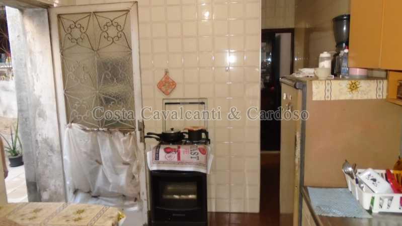 DSC00035 - Casa de Vila Tijuca,Rio de Janeiro,RJ À Venda,3 Quartos,174m² - TJCV30008 - 15