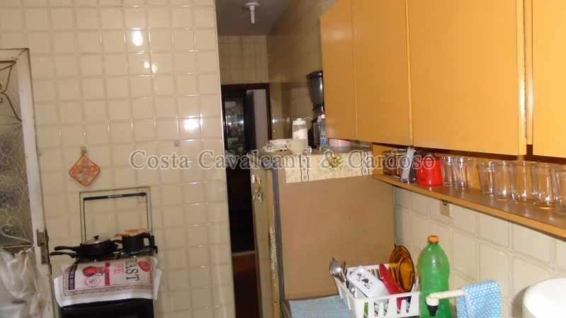 DSC00036 - Casa de Vila Tijuca,Rio de Janeiro,RJ À Venda,3 Quartos,174m² - TJCV30008 - 16