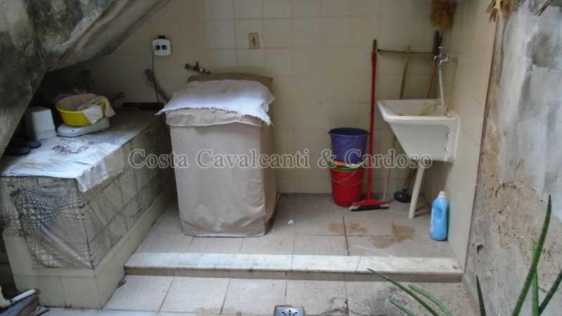 DSC00048 - Casa de Vila Tijuca,Rio de Janeiro,RJ À Venda,3 Quartos,174m² - TJCV30008 - 23