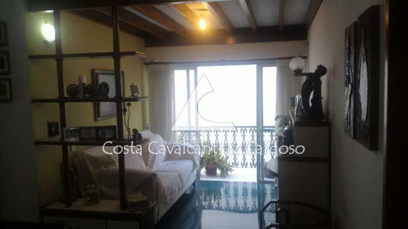 1 - Apartamento 2 quartos à venda Leblon, Rio de Janeiro - R$ 1.680.000 - TJAP20102 - 1