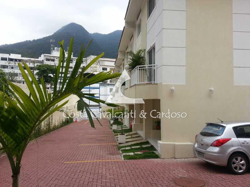 1 - Casa em Condominio Tijuca,Rio de Janeiro,RJ À Venda,2 Quartos,122m² - TJCN20002 - 1
