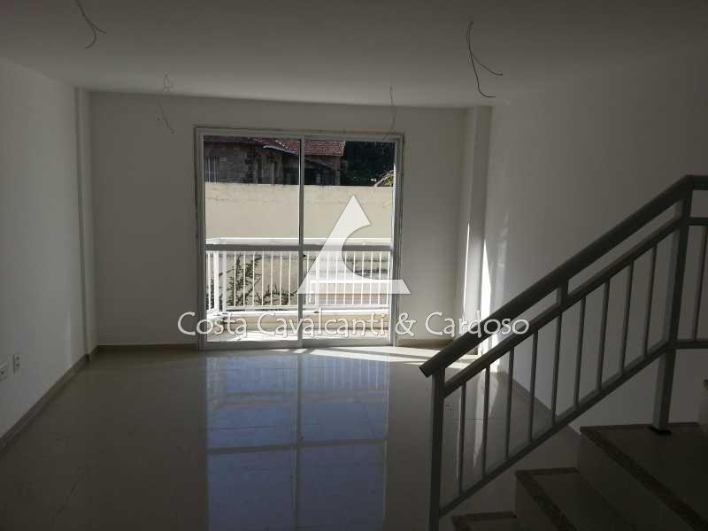 2 - Casa em Condominio Tijuca,Rio de Janeiro,RJ À Venda,2 Quartos,122m² - TJCN20002 - 3