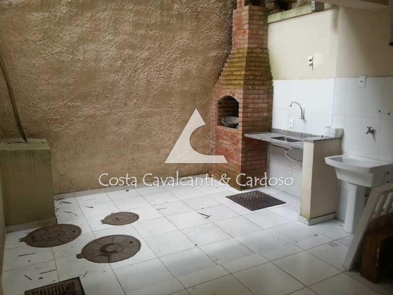 18 - Casa em Condominio Tijuca,Rio de Janeiro,RJ À Venda,2 Quartos,122m² - TJCN20003 - 19