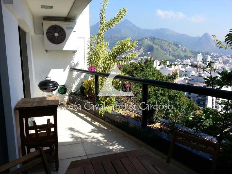 1 - Casa em Condominio Tijuca,Rio de Janeiro,RJ À Venda,3 Quartos,245m² - TJCN30001 - 1