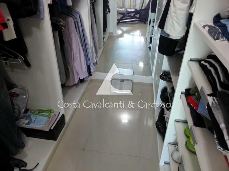 8 - Casa em Condominio Tijuca,Rio de Janeiro,RJ À Venda,3 Quartos,245m² - TJCN30001 - 9