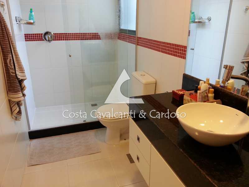 11 - Casa em Condominio Tijuca,Rio de Janeiro,RJ À Venda,3 Quartos,245m² - TJCN30001 - 12