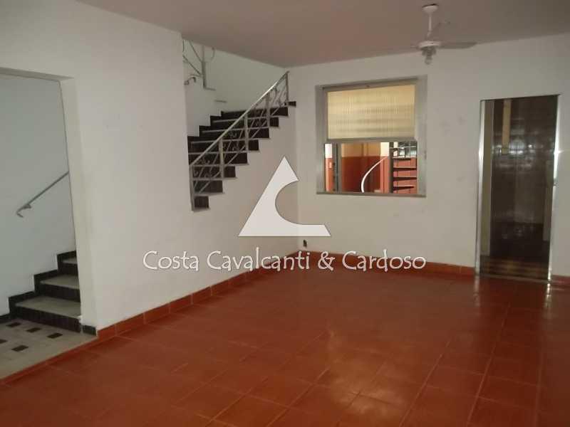 1 sala - Casa de Vila 3 quartos à venda Tijuca, Rio de Janeiro - R$ 440.000 - TJCV30012 - 1