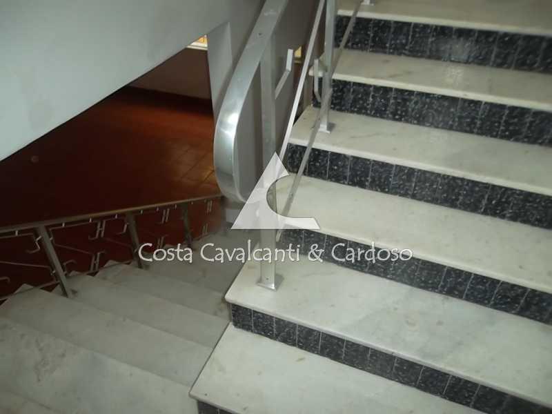 3 escadas - Casa de Vila 3 quartos à venda Tijuca, Rio de Janeiro - R$ 440.000 - TJCV30012 - 4