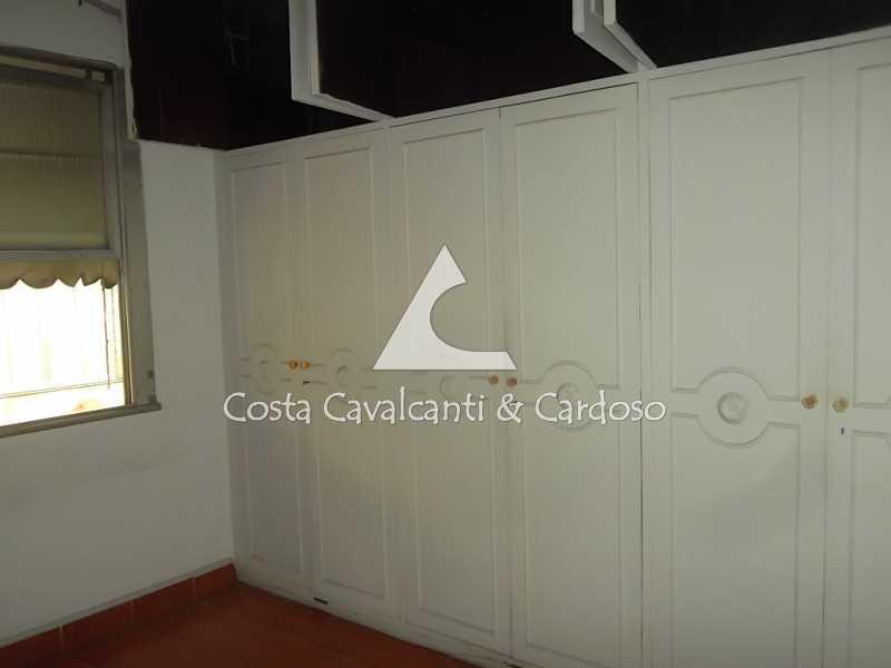 4 qt 1 - Casa de Vila 3 quartos à venda Tijuca, Rio de Janeiro - R$ 440.000 - TJCV30012 - 5