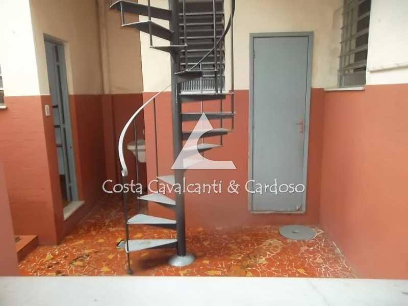 13 area serv - Casa de Vila 3 quartos à venda Tijuca, Rio de Janeiro - R$ 440.000 - TJCV30012 - 14