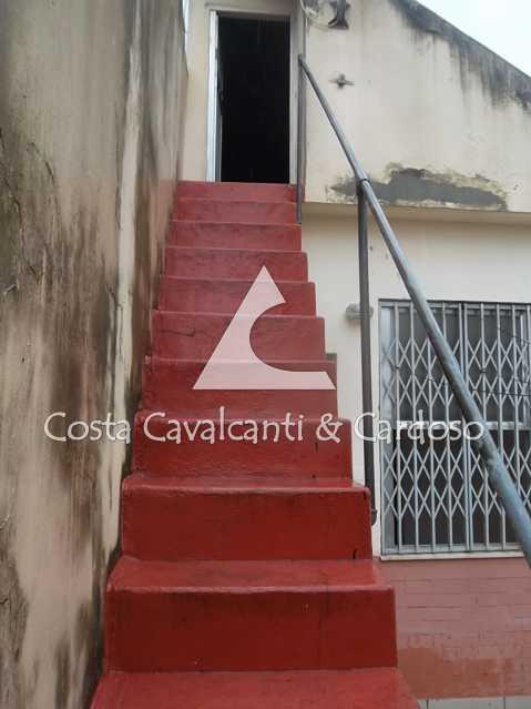 17 sotão - Casa de Vila 3 quartos à venda Tijuca, Rio de Janeiro - R$ 440.000 - TJCV30012 - 18