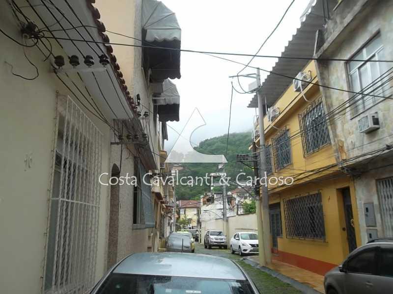 19 vila - Casa de Vila 3 quartos à venda Tijuca, Rio de Janeiro - R$ 440.000 - TJCV30012 - 20