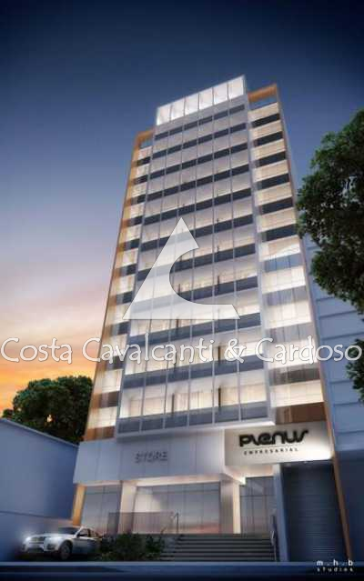 2 - Sala Comercial Tijuca,Rio de Janeiro,RJ À Venda,30m² - TJSL00019 - 3