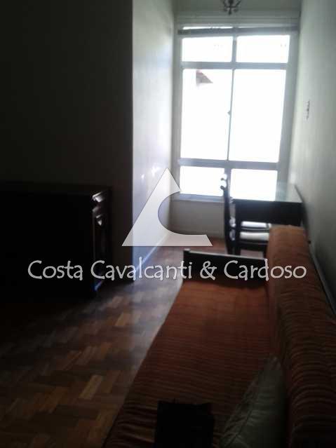 1 - Apartamento 1 quarto à venda Tijuca, Rio de Janeiro - R$ 475.000 - TJAP10025 - 1