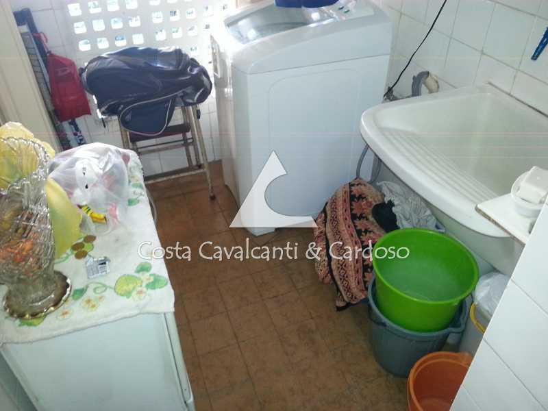 - Apartamento À Venda - Tijuca - Rio de Janeiro - RJ - TJAP10027 - 17