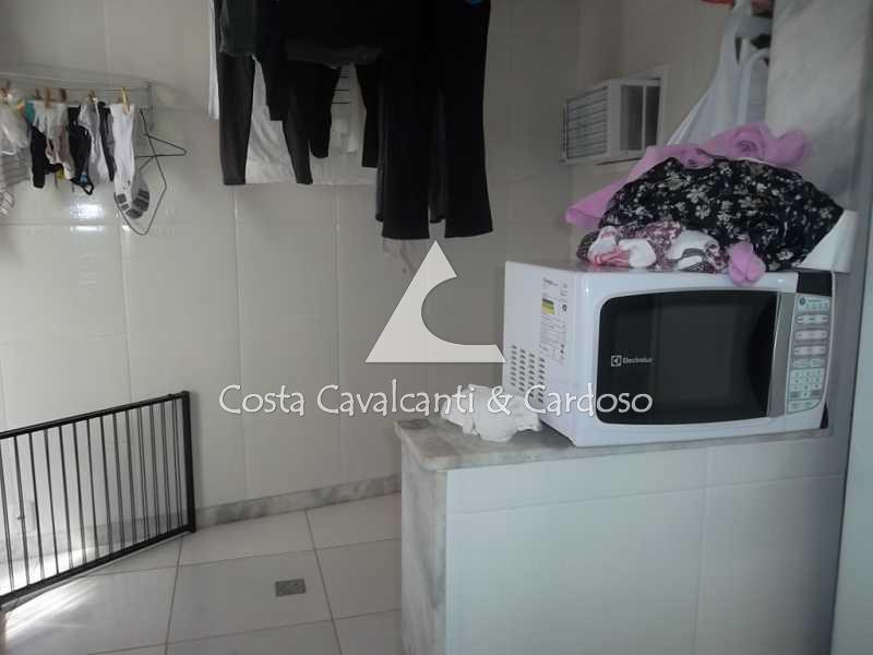 SAM_7539 - Casa em Condominio Vila Isabel,Rio de Janeiro,RJ À Venda,4 Quartos,270m² - TJCN40003 - 20