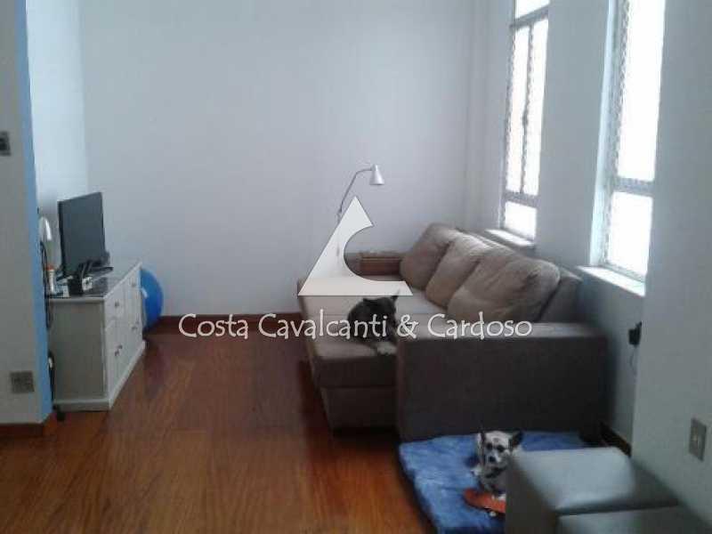 1 - Apartamento 2 quartos à venda Estácio, Rio de Janeiro - R$ 250.000 - TJAP20193 - 1