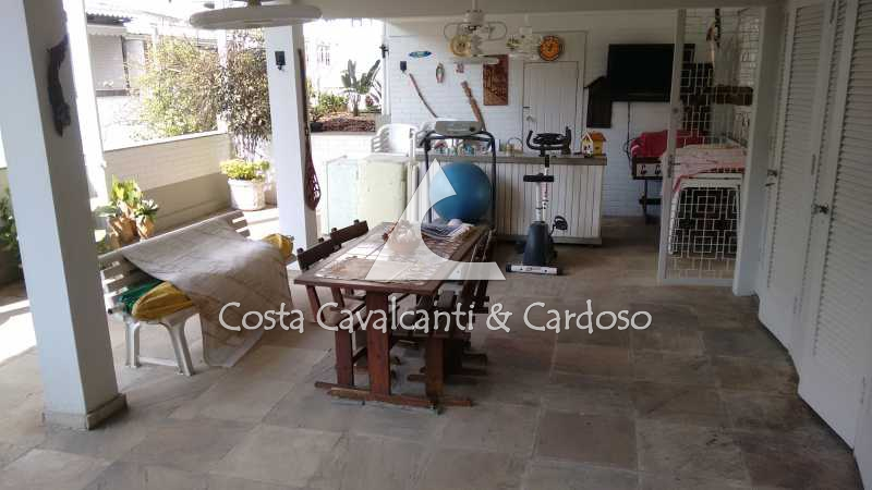 2 - Casa de Vila 5 quartos à venda Tijuca, Rio de Janeiro - R$ 1.950.000 - TJCV50001 - 3