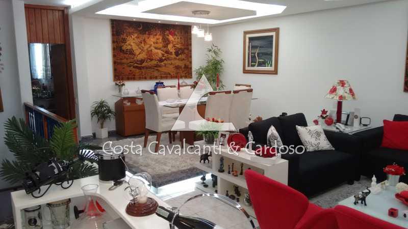 5 - Casa de Vila 5 quartos à venda Tijuca, Rio de Janeiro - R$ 1.950.000 - TJCV50001 - 6