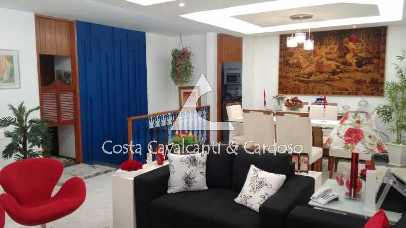 6 - Casa de Vila 5 quartos à venda Tijuca, Rio de Janeiro - R$ 1.950.000 - TJCV50001 - 7