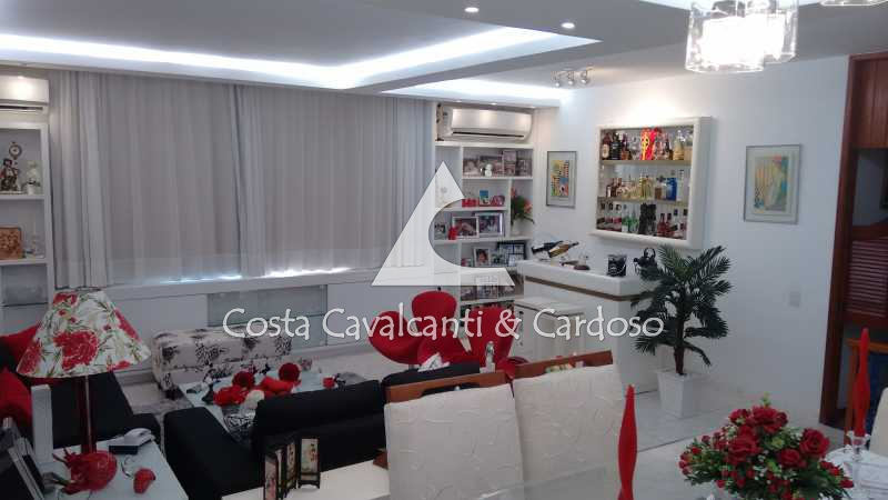 7 - Casa de Vila 5 quartos à venda Tijuca, Rio de Janeiro - R$ 1.950.000 - TJCV50001 - 8