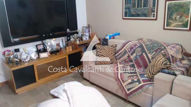 8 - Casa de Vila 5 quartos à venda Tijuca, Rio de Janeiro - R$ 1.950.000 - TJCV50001 - 9