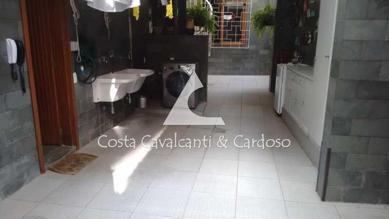 19 - Casa de Vila 5 quartos à venda Tijuca, Rio de Janeiro - R$ 1.950.000 - TJCV50001 - 20