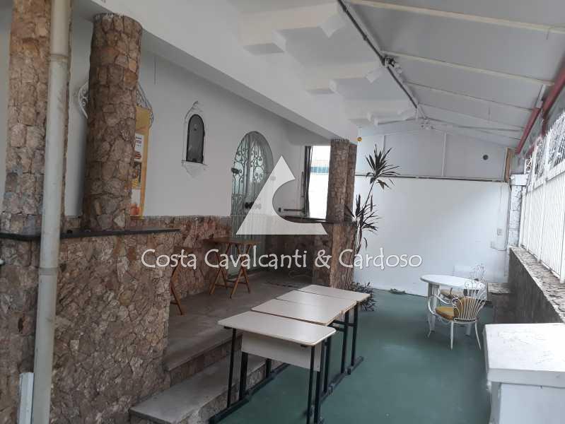 área externa casa 1 -frente - Casa Maracanã,Rio de Janeiro,RJ À Venda,2 Quartos,360m² - TJCA20007 - 3
