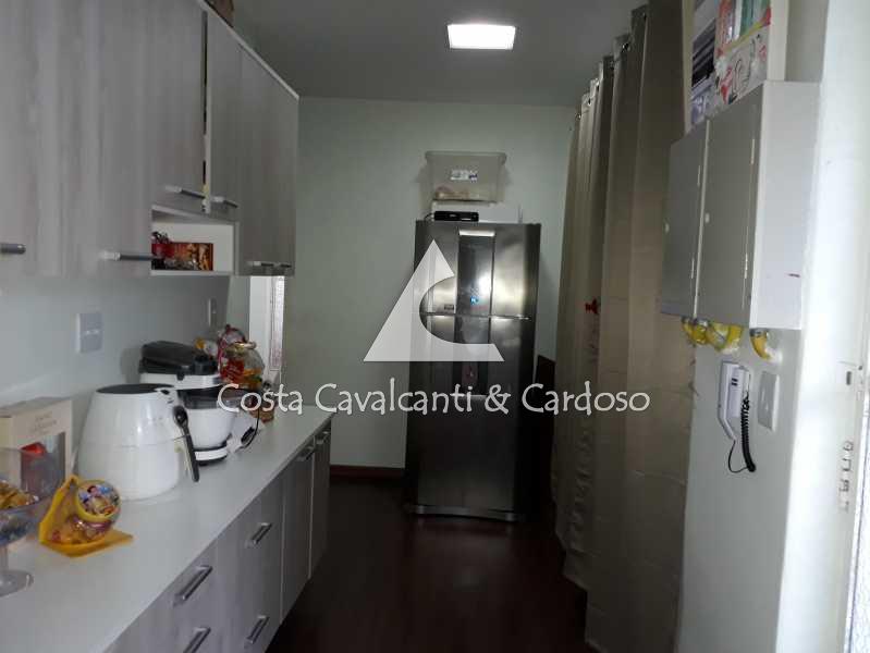 copa casa 1 - Casa Maracanã,Rio de Janeiro,RJ À Venda,2 Quartos,360m² - TJCA20007 - 10