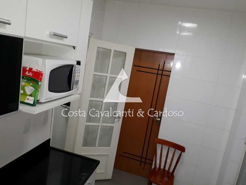 cosinha casa 01 - Casa Maracanã,Rio de Janeiro,RJ À Venda,2 Quartos,360m² - TJCA20007 - 12